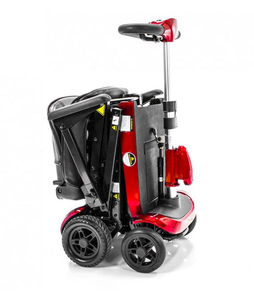 Genie Plus Travel Mobility Scooter Automatic Folding