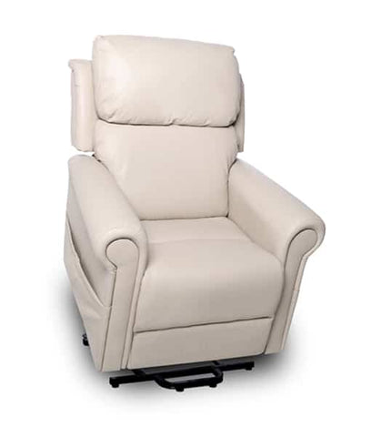 Ausnew Home Care Disability Services Chadwick Leather Lift Chair – Quad Motor with Head & Power Lumbar | NDIS Approved, mount druitt, rooty hill, blacktown, penrith