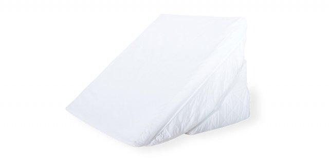 Ausnew Home Care Disability Services Adjusta Wedge Poly/Cotton Over Slip - White | NDIS Approved, mount druitt, rooty hill, blacktown, penrith