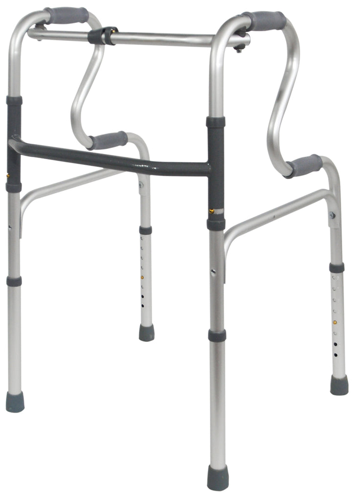 Ausnew Home Care Disability Services Dual Riser Deluxe Folding Walking Frame | NDIS Approved, mount druitt, rooty hill, blacktown, penrith