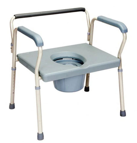 Ausnew Home Care Disability Services Bariatric Commode Over toilet Aid | NDIS Approved