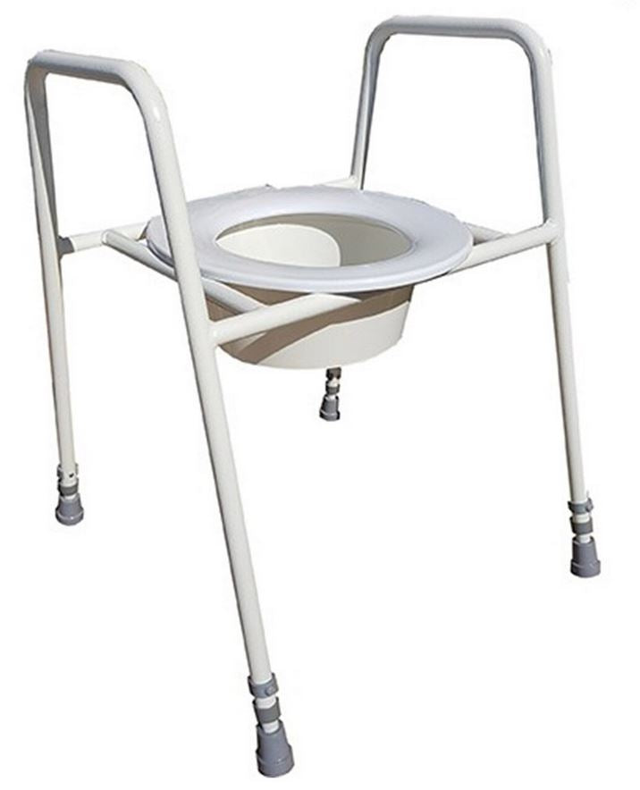 Ausnew Home Care Disability Services Over Toilet Aid Skandia Aluminium | NDIS Approved, mount druitt, rooty hill, blacktown, penrith