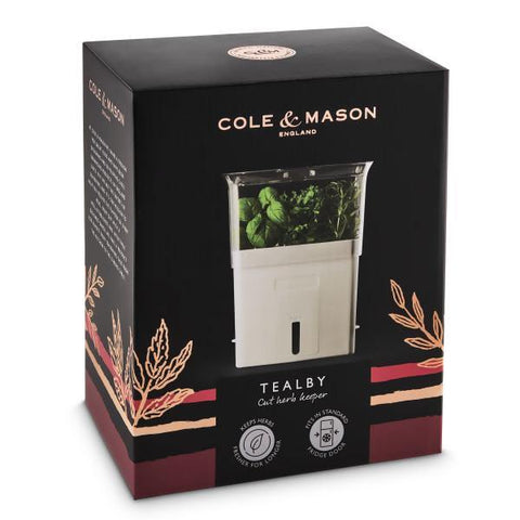 Freshly Cut Herb Keeper - Cole & Mason