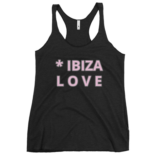 Ibiza Love - Women's Fitness Tank Top