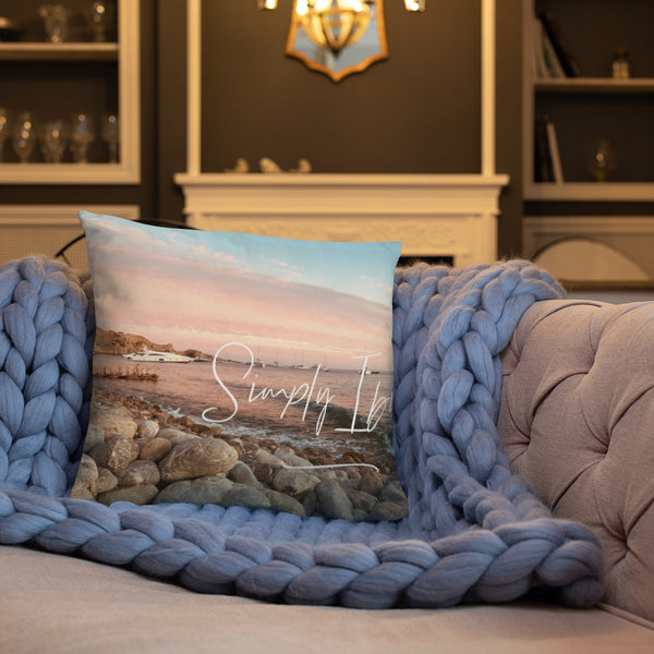 Simply Ibiza - Pillow South