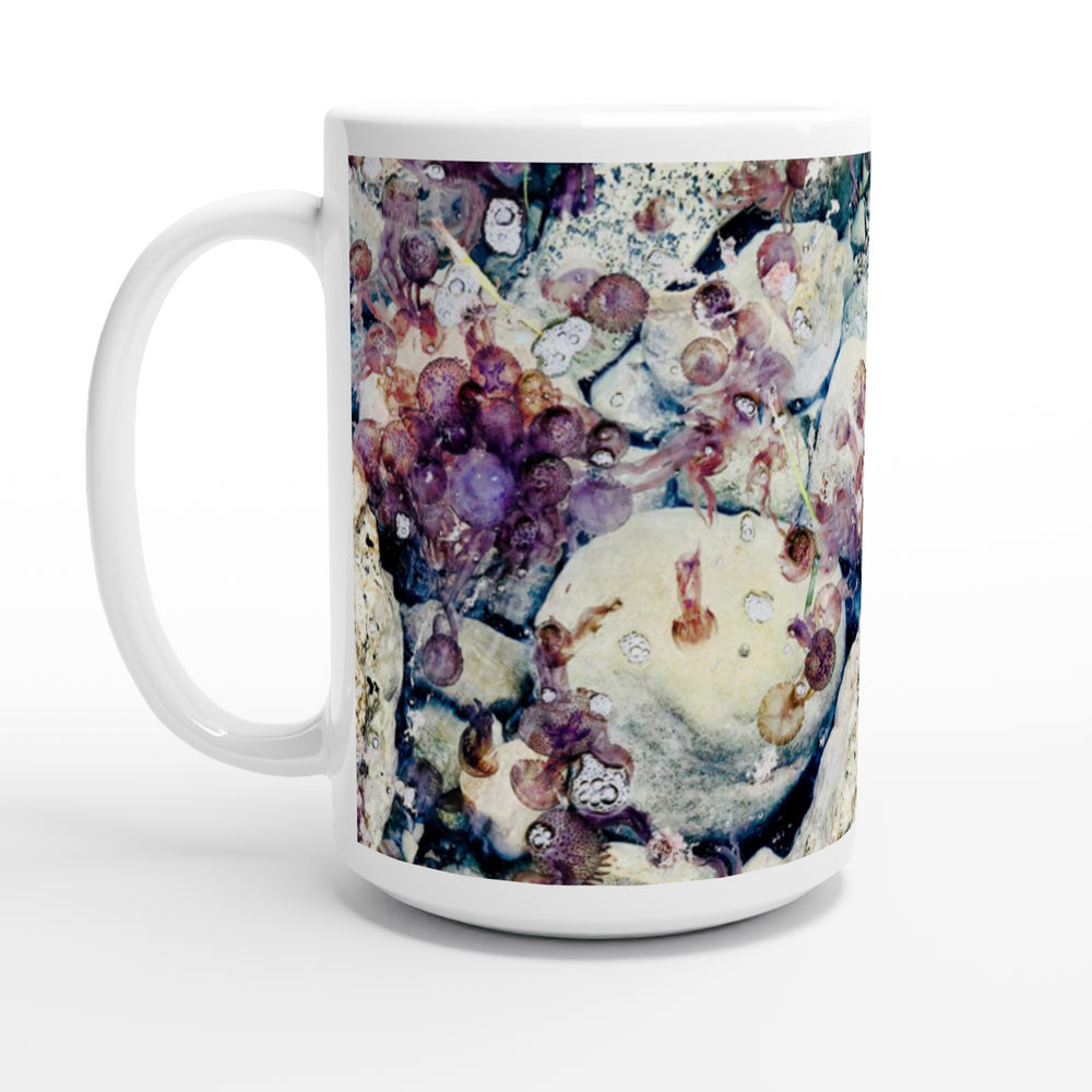 MEDUSA - White Ceramic Mug