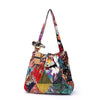 Elegant Ibiza Party Patchwork Bag