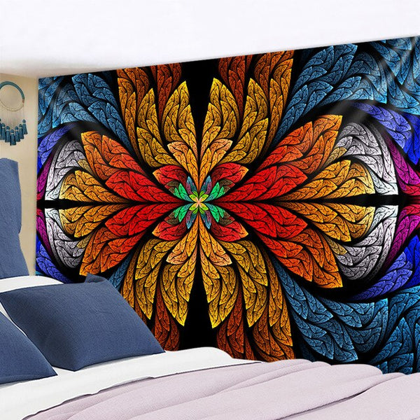 Hippie Indian Wall Mandala Beach Pareo