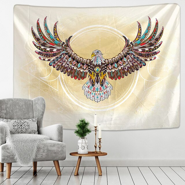 Spirit Animal Wall Hanging