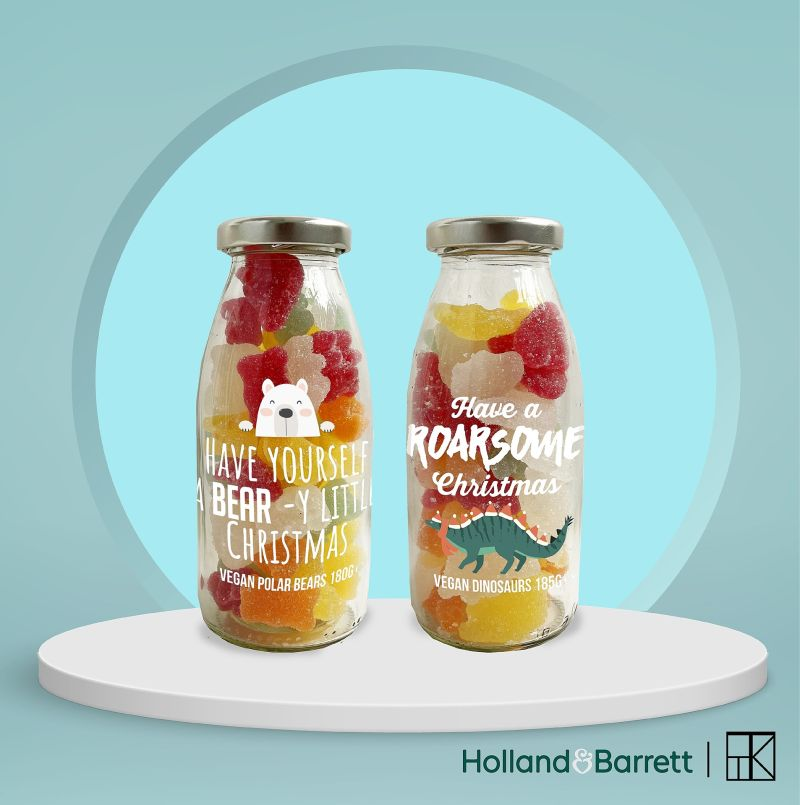We're Now Stocked in Holland and Barrett!
