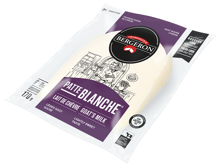 Fromage Bergeron - Patte Blanche
