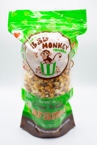 Mais soufflé Bad Monkey 170gr