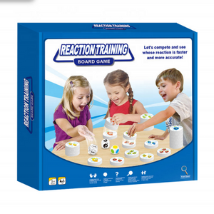Reaction Training Board Game