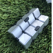 Load image into Gallery viewer, Infinity Cube Fidget Metal FEEL