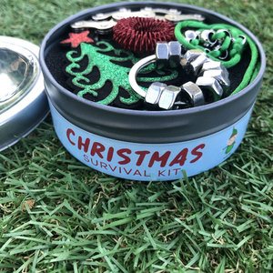 CHRISTMAS SURVIVAL KIT - LIMITED EDITION