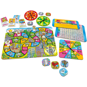 Orchard Game - Times Tables Heroes