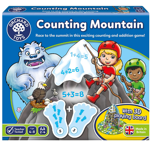 Orchard Game - Counting Mountain