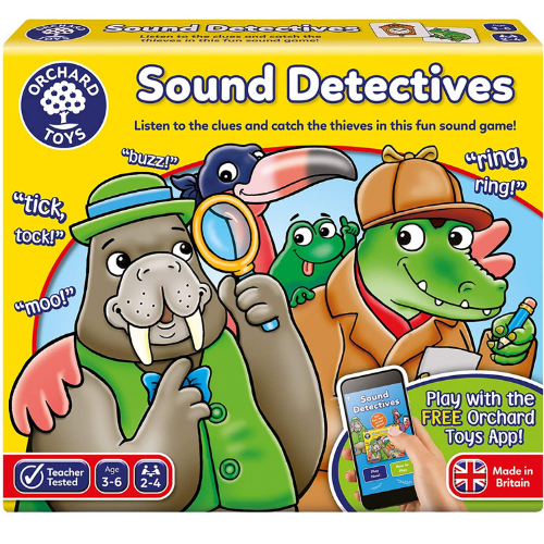 Orchard Game - Sound Detectives