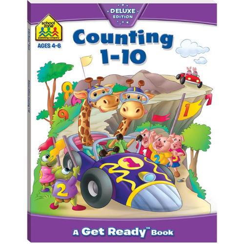 School Zone - Counting 1-10