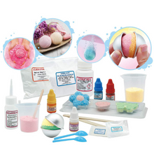Load image into Gallery viewer, Bath Bombs Factory