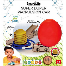 Load image into Gallery viewer, Smartivity - Super Duper Propulsion Car