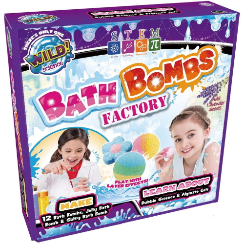 Bath Bombs Factory