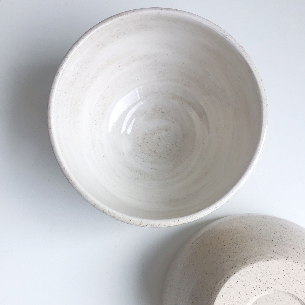 Speckled Stoneware Bowl