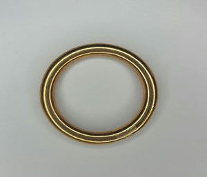 Blanket Safe Brass Ring