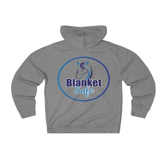 Blanket Safe French Terry Hoodie