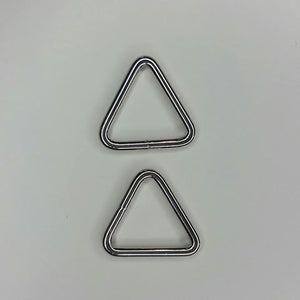 1 inch Triangle Ring (10 Pack)