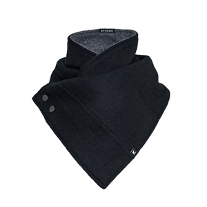 Scarf / Cowl - Charcoal Black