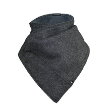 Load image into Gallery viewer, Scarf / Cowl - Graphite Grey