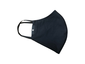 Curved Mask - Black