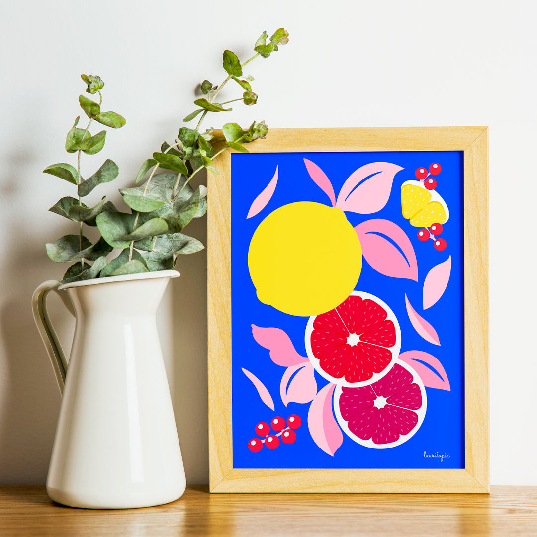 "Art print ""Fruities"""