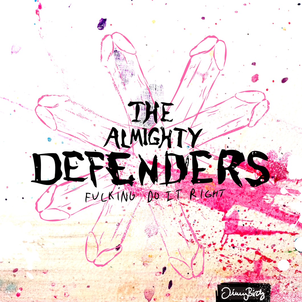 THE ALMIGHTY DEFENDER