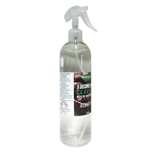Medisept 5 Second Spray Apple 500ml