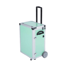 Load image into Gallery viewer, PodoMobile Maxi Pedicure Trolley Youth Green