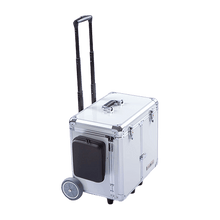 Load image into Gallery viewer, PodoMobile Midi Pedicure Trolley Pearl White