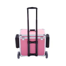 Load image into Gallery viewer, PodoMobile Midi Pedicure Trolley Sweet Pink