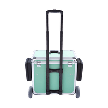 Load image into Gallery viewer, PodoMobile Midi Pedicure Trolley Youth Green