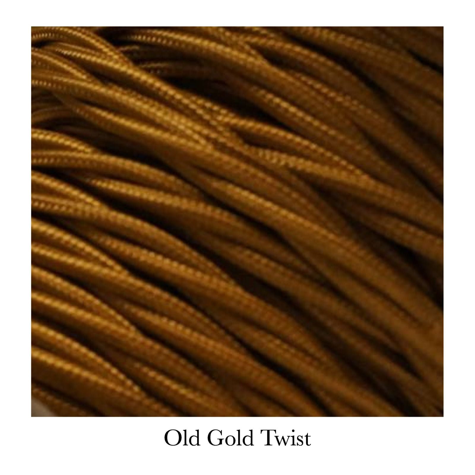 Old Gold Twist