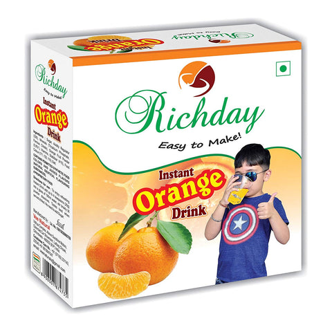 Instant Orange Drink Powder Combo Offer ( 500gm Each )