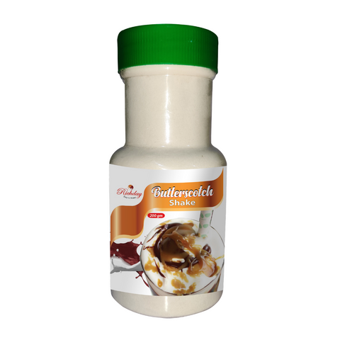 Butter Scotch Shake Premix 200gm