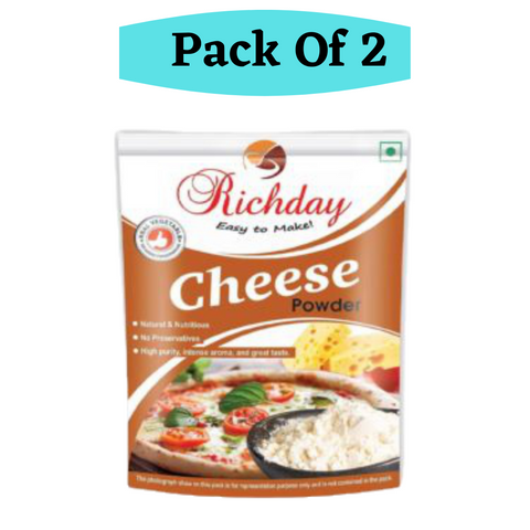 Cheese Powder Combo Offer Pack of 2 ( Each 500gm )