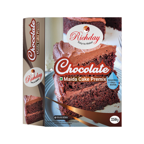 Chocolate Maida Cake Premix 250gm
