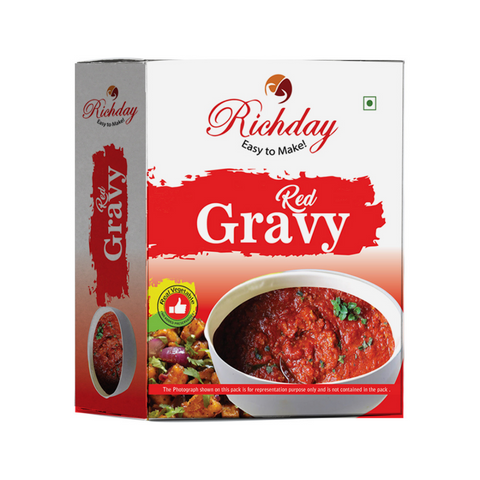 Red Gravy Premix