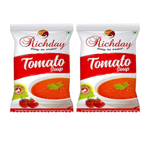 Instant Tomato Soup Pack Of 2 ( Each Of 500gm )