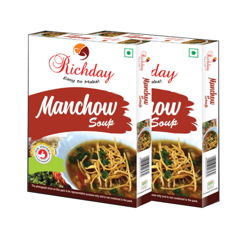 Instant Manchow Soup Pack Of 2 ( Each 500gm )