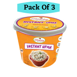 Instant Upma Mix Pack of 3 (80 Gm Each)