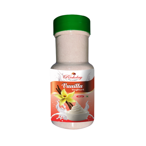 Vanilla Yogurt 200gm